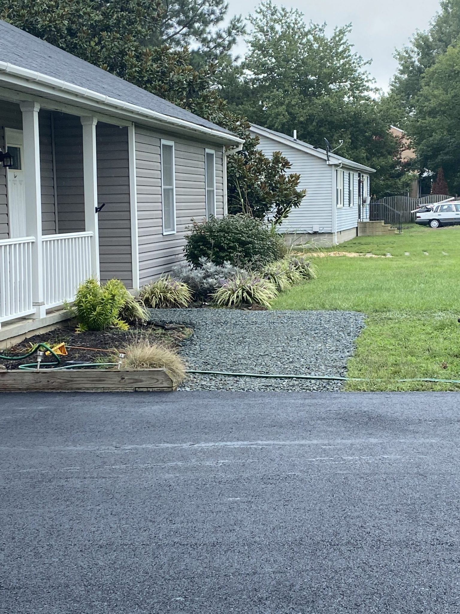 Residential Paving Service