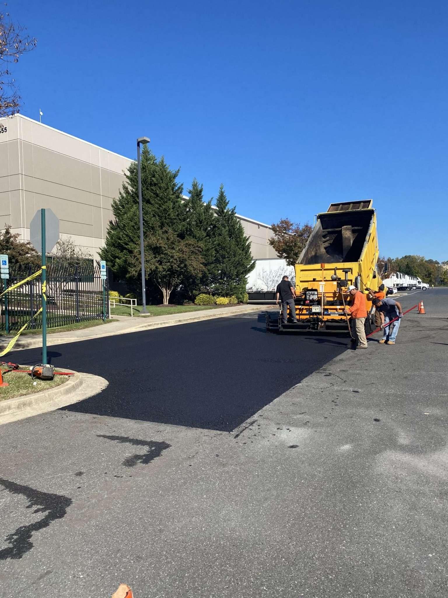 Asphalt Contractors in Rockville